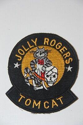 Parche militar TOMCAT JOLLY ROGERS