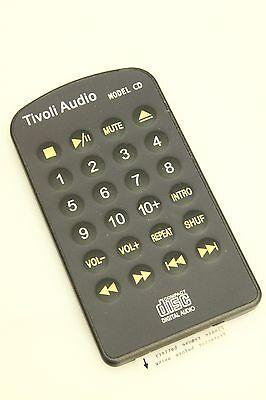 Audio-fernbedienung ((NEU) Original TIVOLI AUDIO Fernbedienung für Model CD remote control taupe grey)
