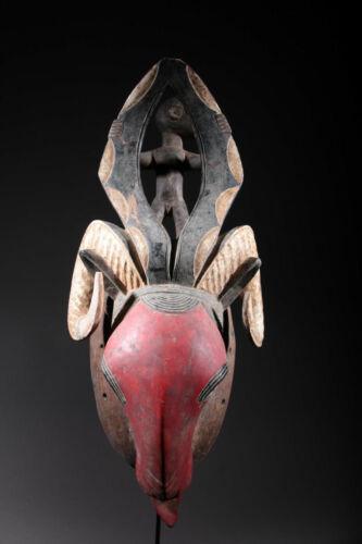Art African Mask Gouro 106