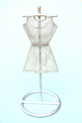 Female Dress Mannequin Form Stand Decorative Display Sewing Mannequin Steel Hr