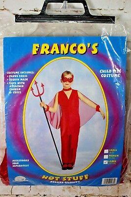 Franco's Hot Stuff Child Large (12-14) Devil Halloween Costume