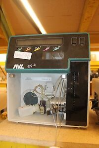 AVL-MODEL-988-4-ELECTROLYTE-ANALYZER