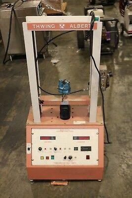Thwing Albert Electronic Tensile Tester Qc-ii-xs