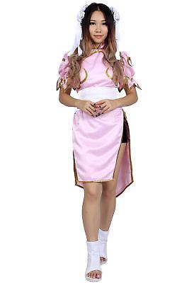 Street Fighter II Cosplay Costume Chun Li 3rd - Street Fighter Chun Li Cosplay Kostüm