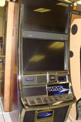 WILLIAMS WMS BB2 BLUEBIRD SLOT MACHINE CASINO FUN AT HOME  !!!