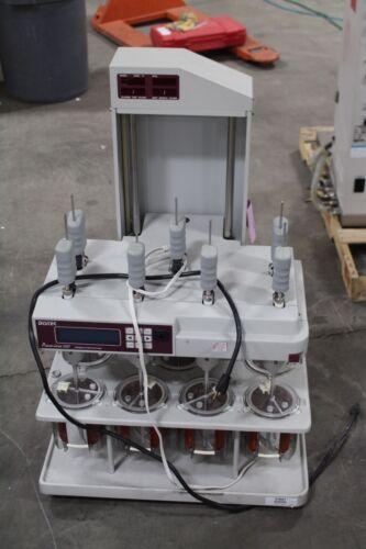 Distek Premiere 5100 Dissolution Test System WORKING
