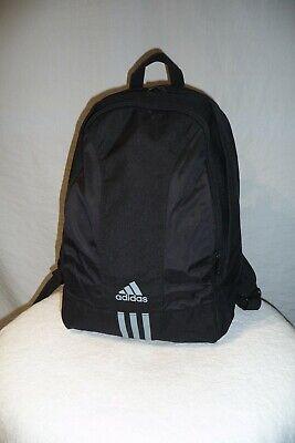 ADIDAS Black 15L Rucksack Backpack Bag