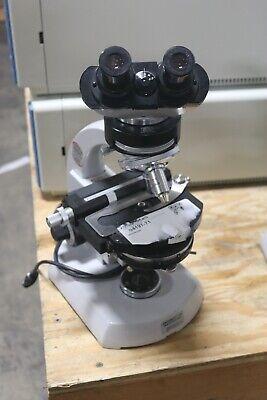 Carl Zeiss  Microscope 4991164 Nice Working