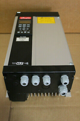 Danfoss 175z0270 Vlt 5000 Variable Speed Drive