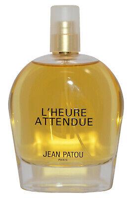 Jean Patou L'Heure Attendue Eau de Parfum Spray 100ml  - BRAND NEW