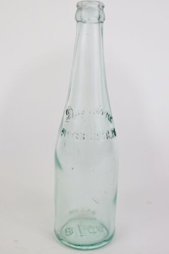 Antique Pre-Prohibition Duquesne Brewing Company Pittsburgh PA Glass Beer Bottle