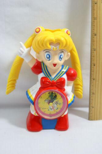 Sailor Moon Alarm Clock - CLOCK & ALARM TESTED / WORK!!