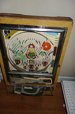 Vintage Nishijin Pachinko Super DX Pinball Machine