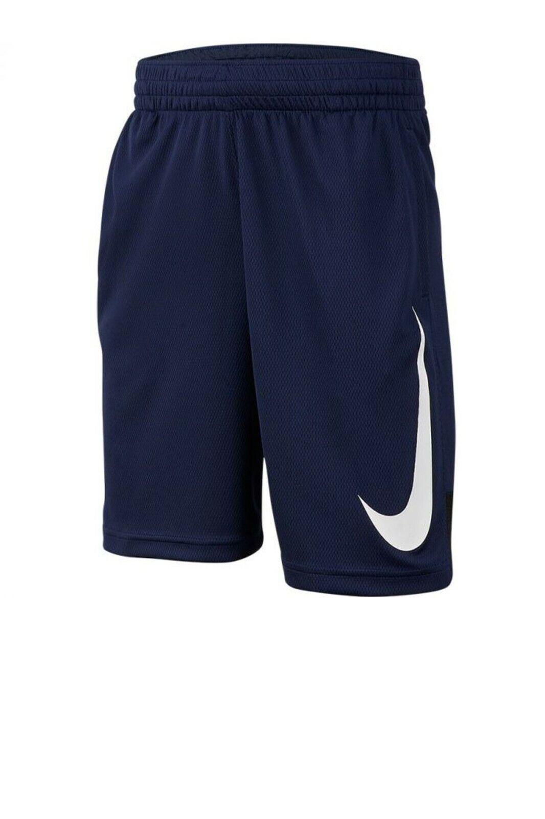 Nike Dry Basketball Shorts Boys Kinder Basketballhose 892362 410
