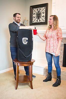 Home Brew Keg Cooler - Beer Cooler/Insulator/bag for 5 Gallon Keg and Corny Kegs