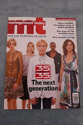 Management Today Magazine: July 2008, 35 under 35