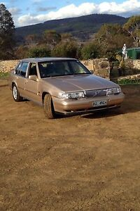 Volvo sedan 1996 , 3litre 24 valve Dysart Southern Midlands Preview