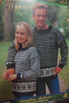 Шаблоны Bernat Knitting Pattern 1316 Canadian
