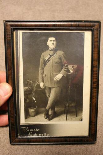 Original WW1 Italian Army Soldier