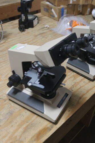 Olympus BH2 Microscope WORKING