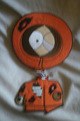 Kenny From South Park Patch 7 1/2