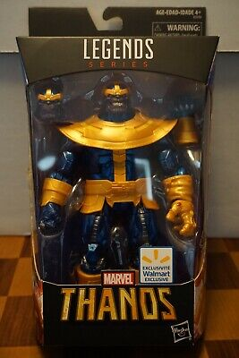 Marvel Legends Thanos Walmart Exclusive New in Package NIP