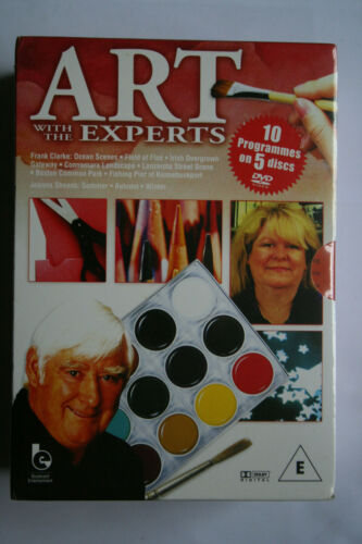 Art+With+The+Experts+%28DVD%2C+2008%2C+5-Disc+Set.+Brand+new+still+sealed%29
