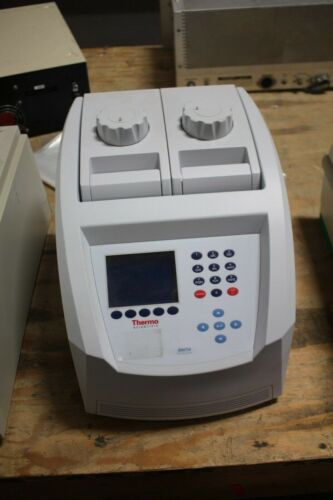 THERMO SCIENTIFIC ARKTIK THERMAL CYCLER TCA4848 WORKING