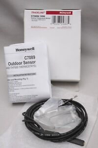 Honeywell C7089U1006 Outdoor Temperature Sensor for TH8000/TH7000 Thermostats