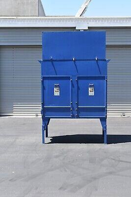 Donaldson Torit Mc2000 Dustmist Bagfilter Collector