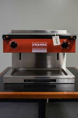 Franke Fr 11 Electric Salamander - Open Box