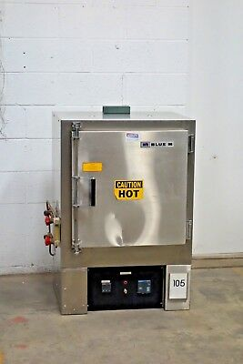 Thermal Product Solutions Blue M Model Dl-110c-2x Lab Oven