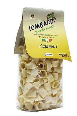 Calamari Pasta di semola di grano duro Trafilata al Bronzo 500 g