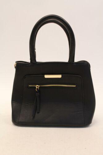 La Terre Fashion Women's Vegan Leather Crossbody Handbag SH3