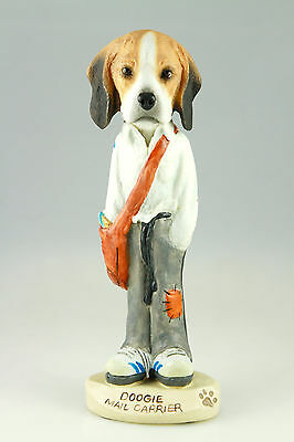 MAIL CARRIER BEAGLE- SEE INTERCHANGEABLE BREEDS & BODIES @ EBAY STORE