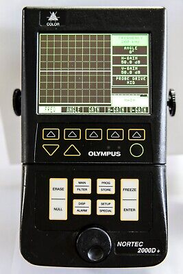Olympus Nortec 2000d Eddy Current Tester.