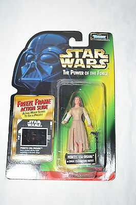 Ewok Outfit (Kenner Star Wars Figure POTF Princess Leia Organa in Ewok ceremony outfit NEW)