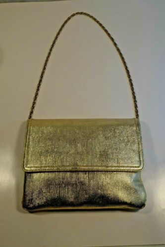 Mardane Gold evening bag
