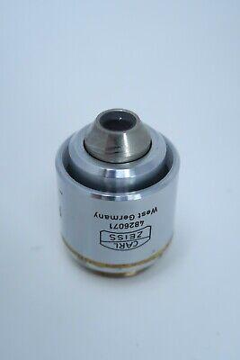 Carl Zeiss 4826071 Fl Neofluar 100.30 160- Microscope Objective