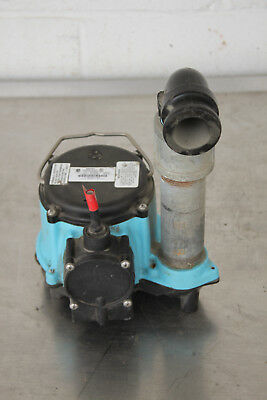 Little Giant 508158 8-cia Automatic Submersible Sump Pump 410hp 45gpm