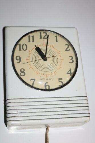 Vintage Rittenhouse Clock Doorbell Chime