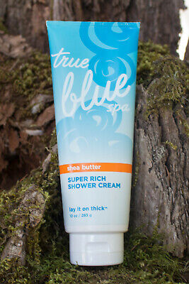 True Blue Spa 'Shea Butter' Super Rich Shower Cream *Lay it on Thick* 10oz