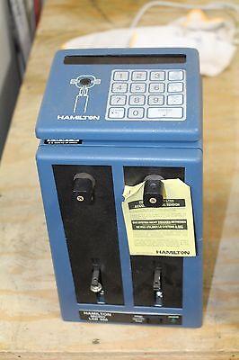 Hamilton Micro Lab Microlab 900 Series Single Syringe Diluter Pump New