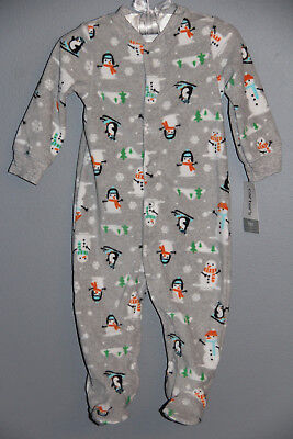 NEW 1-Piece Carter's Child of Mine Sleep n Play Outfit Body Suit 9M
