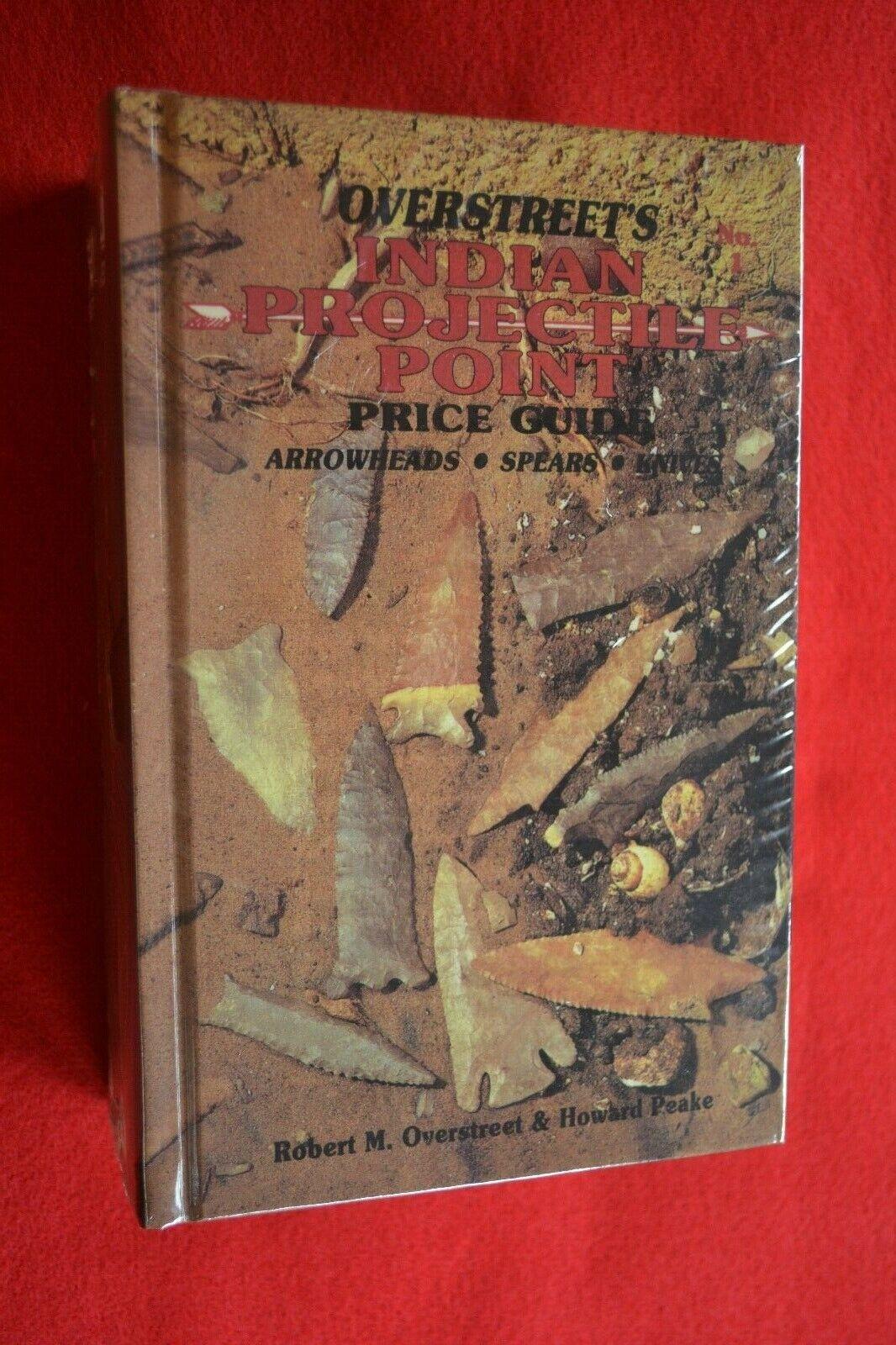 Overstreet Arrowheads 1st. Edition, BRAND NEW