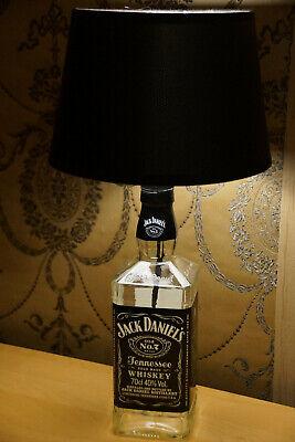 Jack Daniels Modern LED-Tischlampe,Nachttischlampe  Super Geschenk !!!In Schwarz - Lampe Moderne Tischlampe