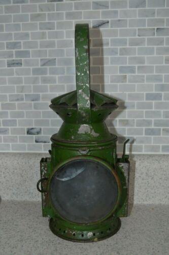 Vintage WWII Lantern Harry Pratt Co 1944 WW2 Lantern