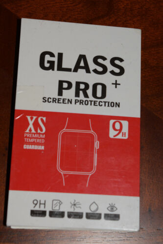 Apple Watch 4, 40mm, 3 PACK!!! Screen Protectors!! BRAND NEW Glass Pro+ Tempered
