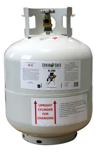 Enviro-Safe R-290 Refrigerant 12lb Cylinder #8010