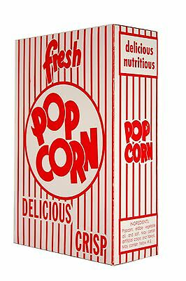 Paragon Part 1073 - Popcorn Boxes 2.3 Oz 50 Per Case